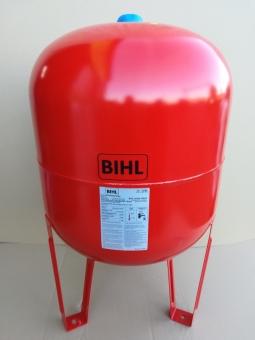 BIHL-Druckkessel 100L TVT