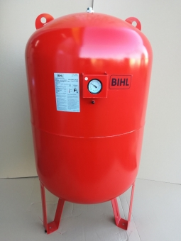 BIHL-Druckkessel 500L TVT